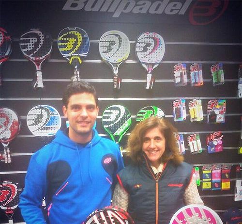 Antonio Luque Bullpadel