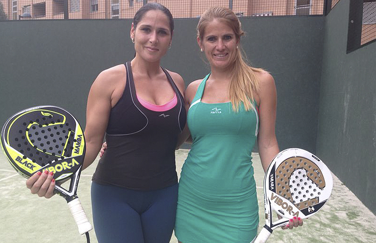 Belén Montes y Rosa López
