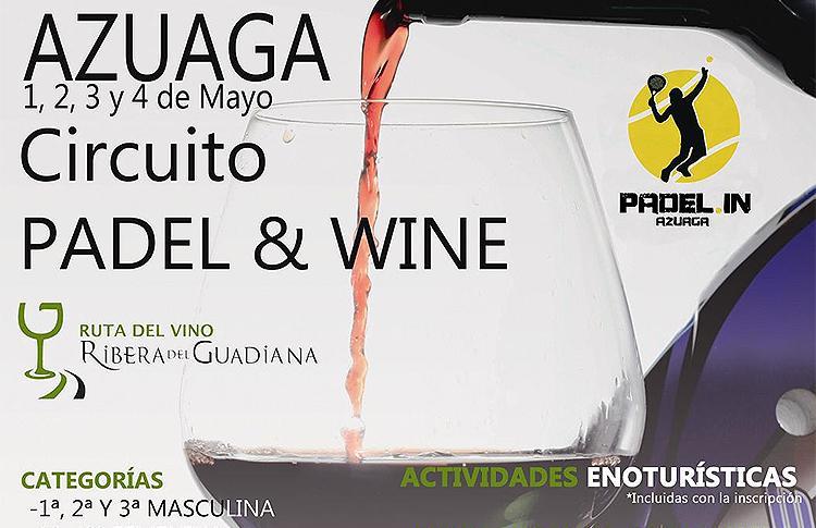 Circuit Padel & Wine