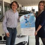 Cabanillas, sede del BMW Padel Grand Tour.