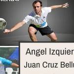 Ángel Izquierdo-Juan Cruz Bellauti, nueva pareja