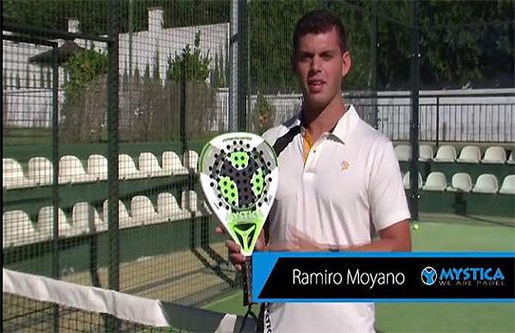 Ramiro Moyano, jugador de Mystica