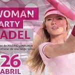 Woman Party Padel