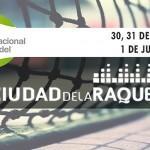 La Ciudad de la Raqueta, Club Oficial del Salón del Pádel