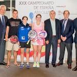 Presentación del XXX Cpto de España Absoluto