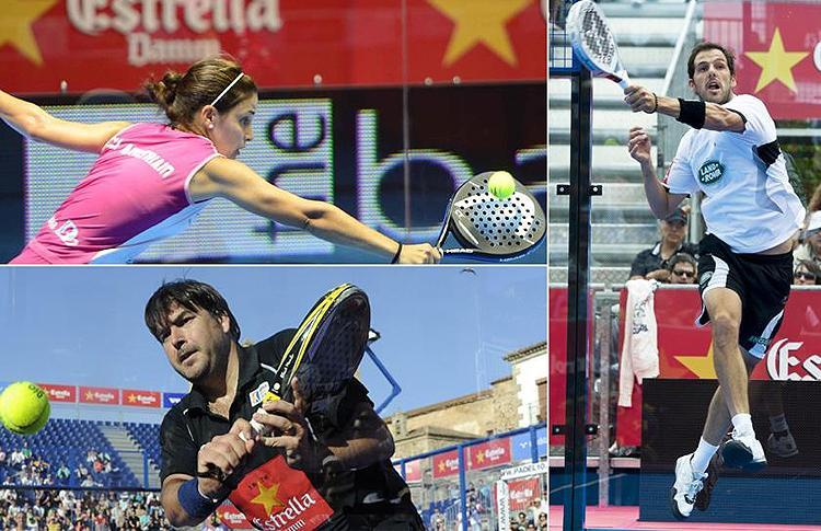 Todo listo para el inicio del Estrella Damm Barcelona Open
