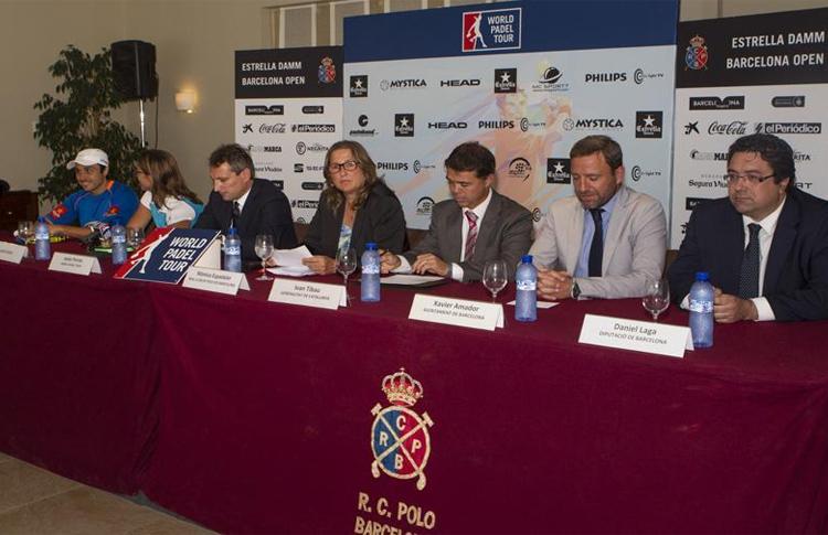 Presentazione Estrella Damm Barcelona Open