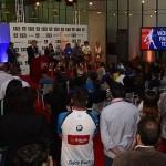 Rueda de prensa de presentación del Circuito World Pádel Tour 2014