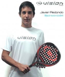 Javier Redondo, Tuti, joueur de Vision Pro