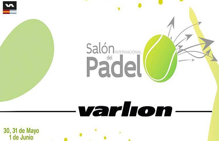 Varlion estará en el Salón Internacional del Pádel