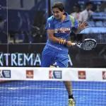 Jaime Bergareche, en el Estrella Damm Badajoz Open