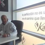 Juan Antonio García, fichaje de Kaitt