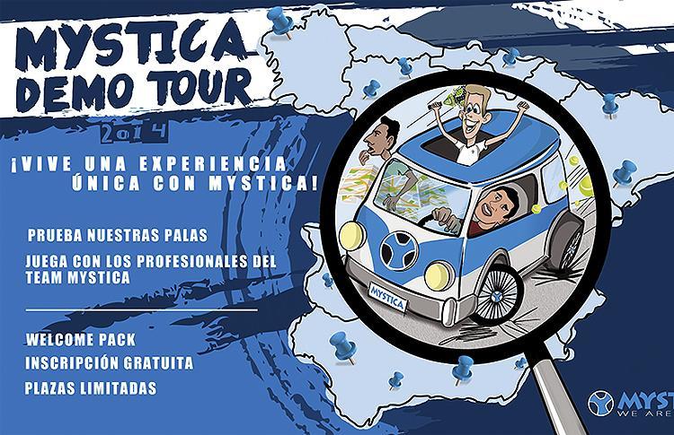 Mystica Demo Tour