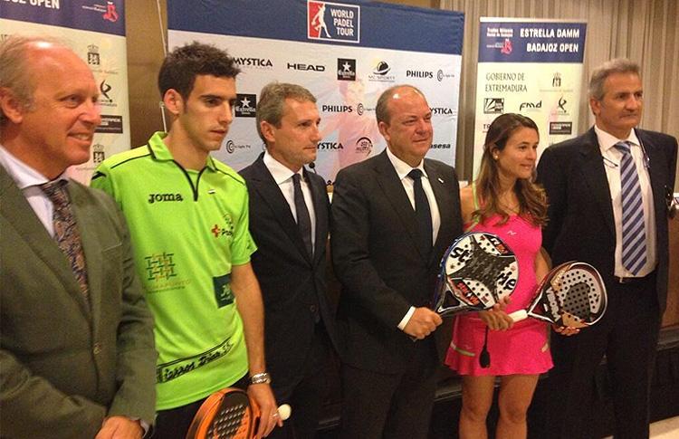 Presentación del WPT Badajoz Open