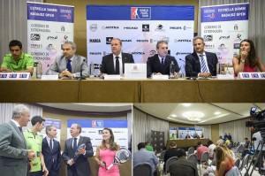 Presentazione Estrella Damm Badajoz Open