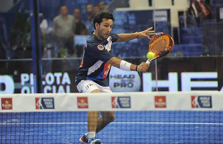 Sanyo Gutiérrez, nell'Estrella Damm Badajoz Open