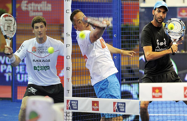 Octavos de Final Estrella Damm Badajoz Open