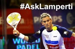 Pregunta a Miguel Lamperti - World Pádel Tour