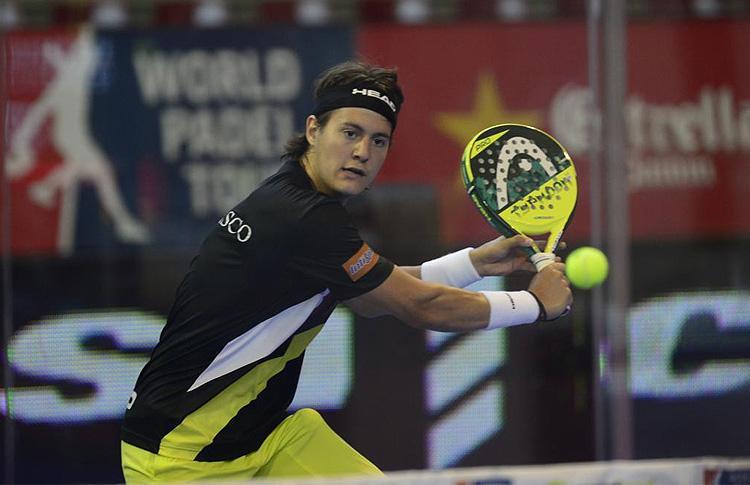Andoni Bardasco, nell'estrella Damm Córdoba Open