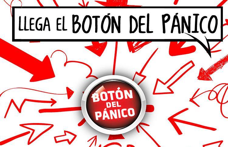 Botón del Pánico - Padelmanía