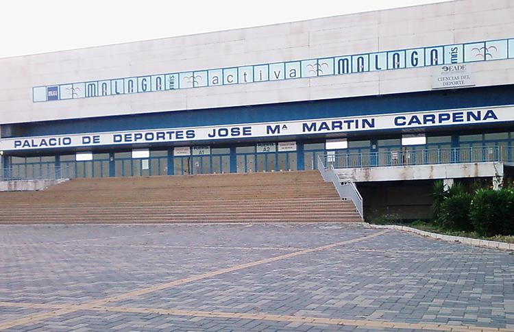 WPT vuelve al Pabellón Martín Carpena