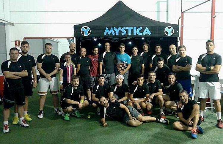 Mystica Demo Tour en Castellón