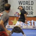 Godo Díaz, en el Estrella Damm Castellón Open