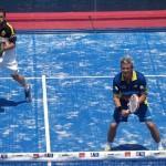 Maxi Grabiel-Miguel Lamperti, en el Estrella Damm Marbella Open