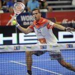 Paquito Navarro, en el Estrella Damm Castellón Open