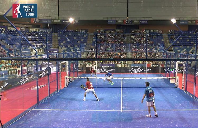 Resumen Finales Cervezas Victoria Málaga Open