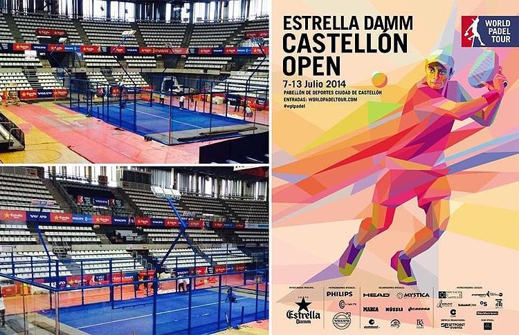 Inizia l'Estrella Damm Castellón Open