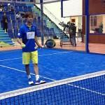 Gonzalo Rubio, en el NAS14 Dubai