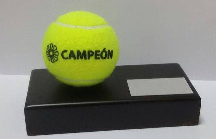 Nuevos trofeos Padel D'Luxe-Winball