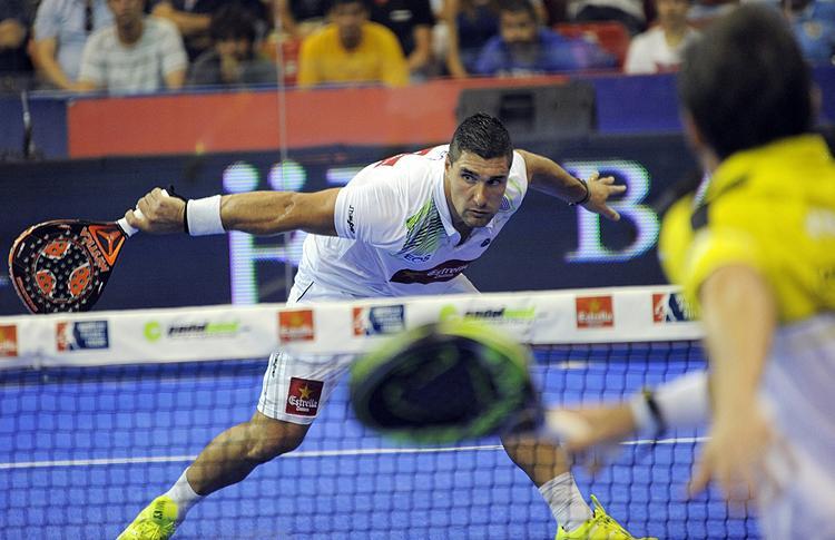 Agustín Gómez Silingo, en el Estrella Damm La Nucía Open