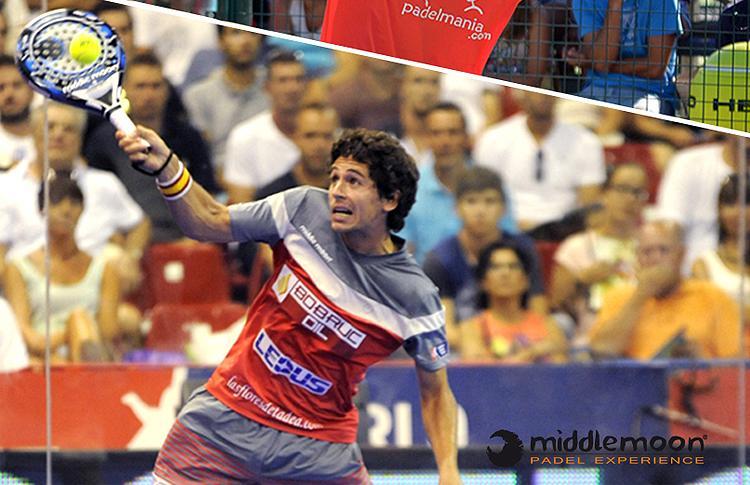 Juan Lebrón y Jaime Bergareche, nueva pareja para el Estrella Damm Alcobendas Open