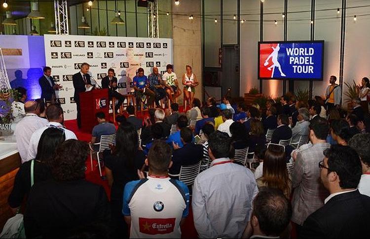 Estrella Damm y World Pádel Tour alejan sus caminos de la Federación Española de Pádel