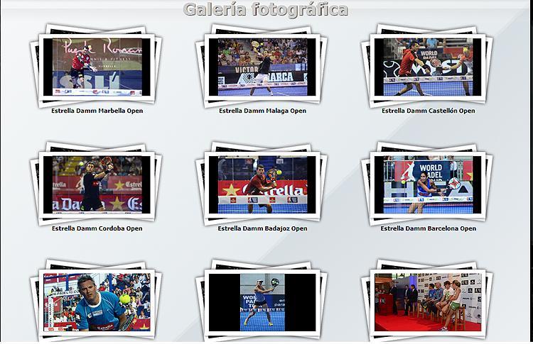 Fotogalería Estrella Damm Marbella Open