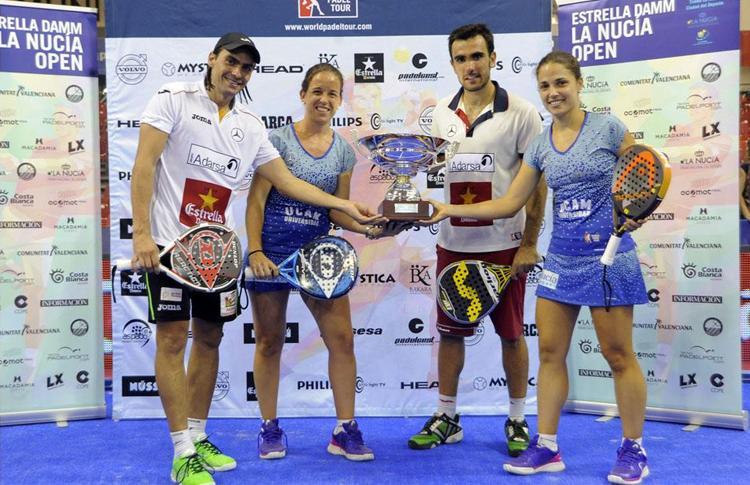 Ganadores Estrella Damm La Nucía Open