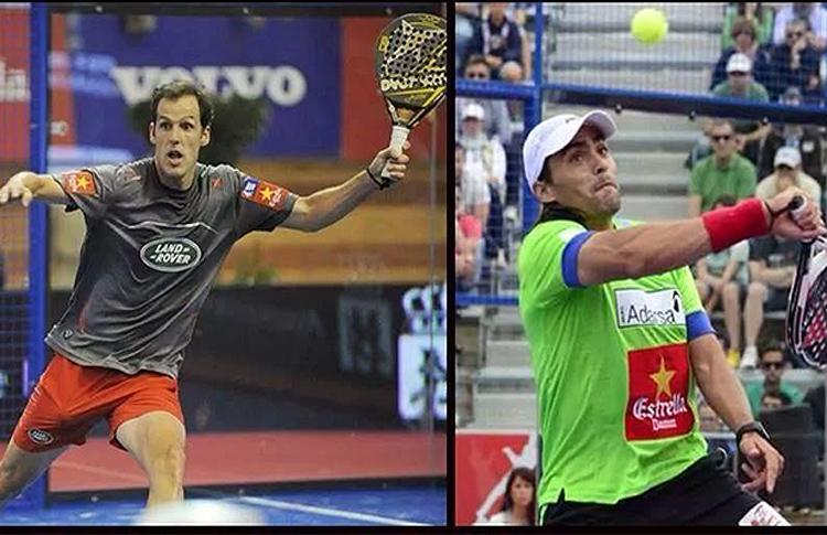 Juan Martín Díaz y Juani Mieres, nueva pareja para 2015
