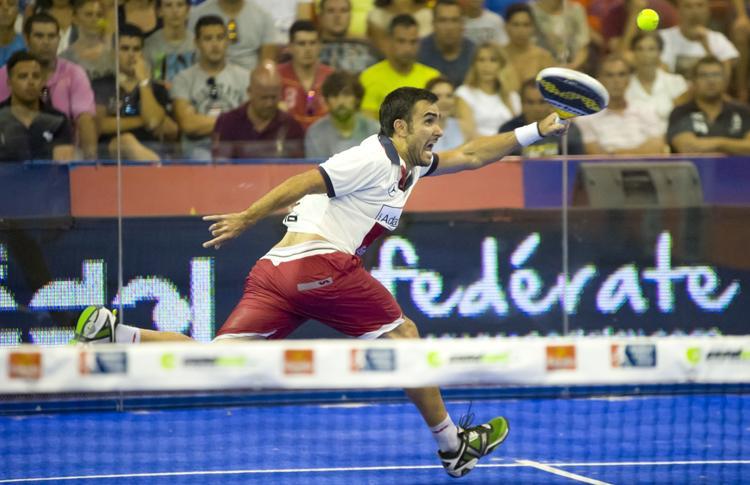 Pablo Lima, en el Estrella Damm La Nucía Open