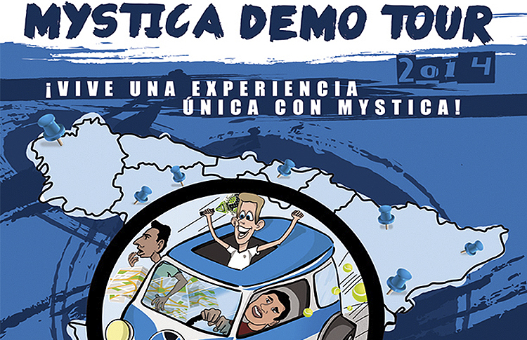 Mystica Demo Tour Alicante