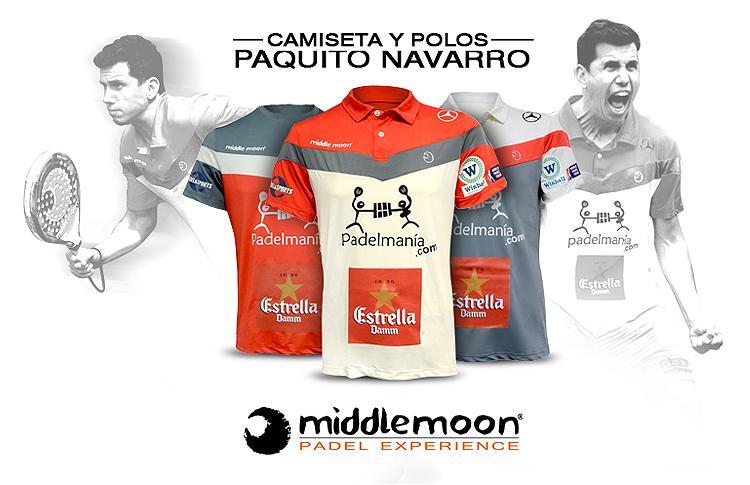 Middle Moon Draw: puoi vincere la maglia di Paquito Navarro