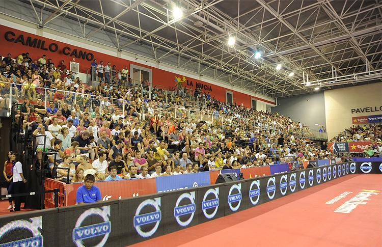 Atmosfera presso Estrella Damm La Nucía Open