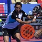 Uri Botello, en el Estrella Damm Marbella Open