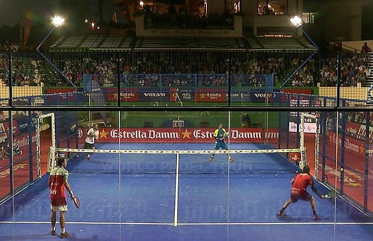 Un gran punto en la final del Estrella Damm Marbella Open