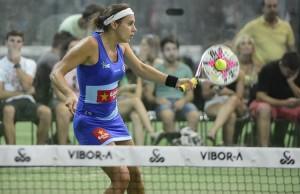 Cecilia Reiter, en el WPT Alcobendas Open