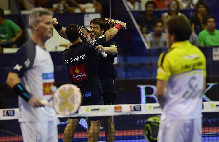 Cristian Gutiérrez-Mati Díaz, felices en Alcobendas