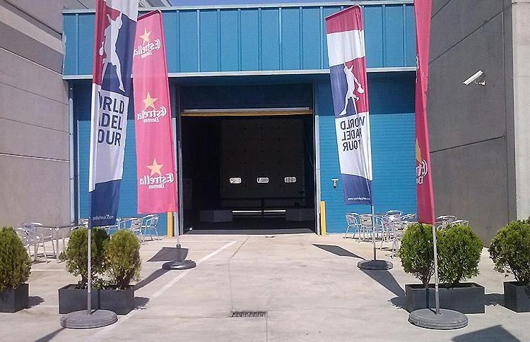 Cruces y horarios del Estrella Damm Alcobendas Open