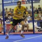 Juan Martín Díaz, en el Estrella Damm Castellón Open
