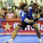 Mati Díaz, en el Estrella Damm Alcobendas Open